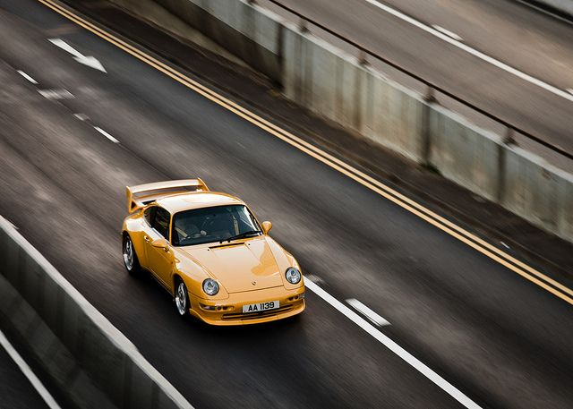 Porsche 993 RS* by Rupert Procter, via Flickr