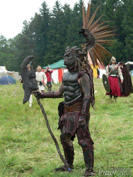 krushak-dagra:  Loqo - old orc emperor from clan Snaga