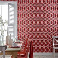 Hertex Collections wall coverings - Sophie Conran. Bathroom!!....