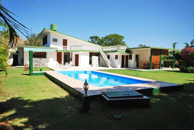 Poolside Retreat Vacation Villa in Havana   Rooms   Cuba Stay