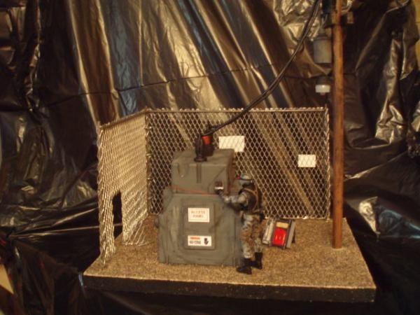 Make Your Own Diorama: Firefly Diorama Custom Diorama / Playset