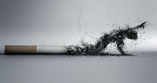 One the best quit smoking visuals I have seen!
