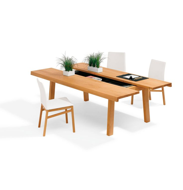 Perfekt ACHAIA: A Joined With Mastery 3.5 Cm / 1.37 Inch Solid Wood Top With  Integrated