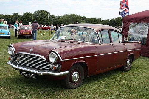 1960 Vauxhall Velox