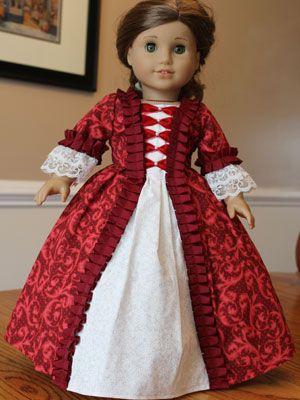 'Abigail Adams' Dress