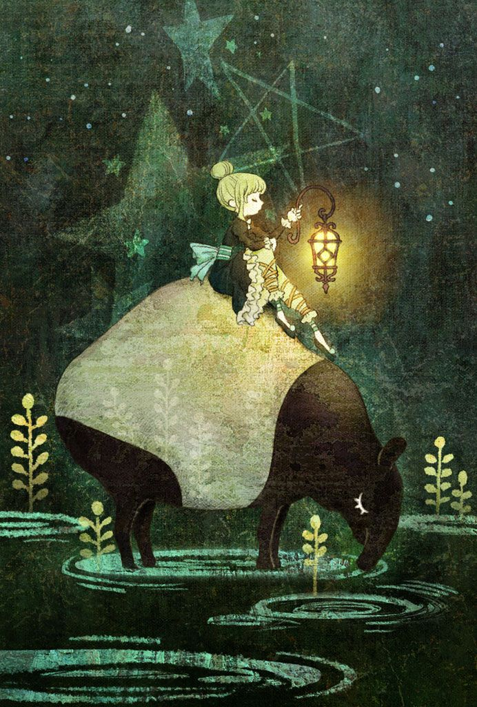 from Sayaka Ouhito #animation #illustration