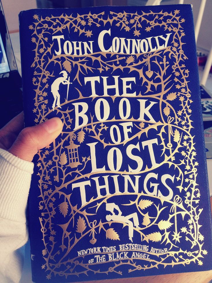 book of lost things reviews