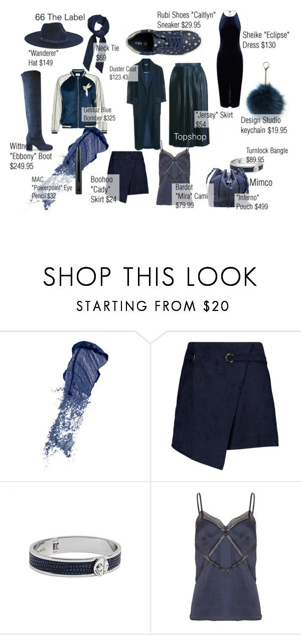 """""""Embracing the Blue's"""" by sookieblogger on Polyvore featuring Bobbi Brown Cosmetics and Boohoo"""