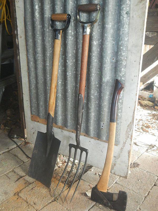 Restored Tools