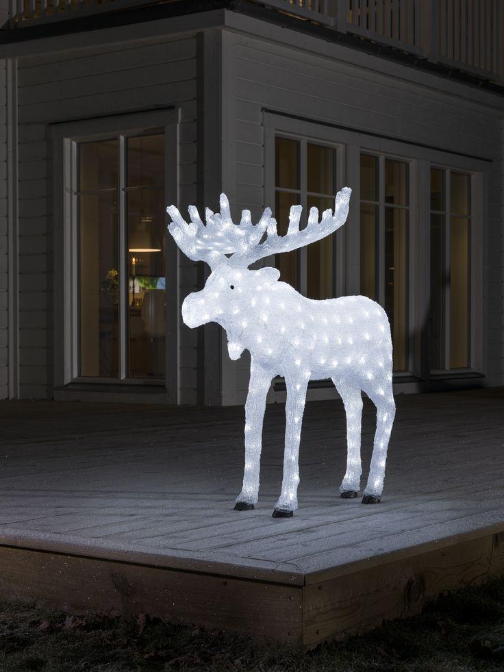 Moose instead of Reindeer?