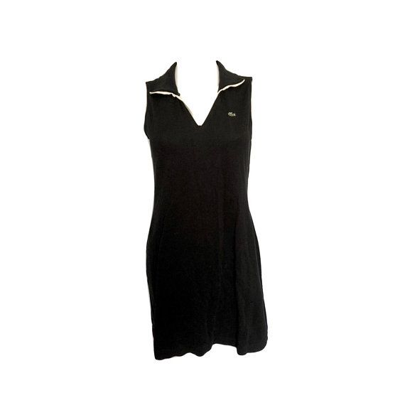 Lacoste Sleeveless Technical Pique Pleated Tennis Dress Tennis Dress Tennis Clothes Pleated Tennis Dress