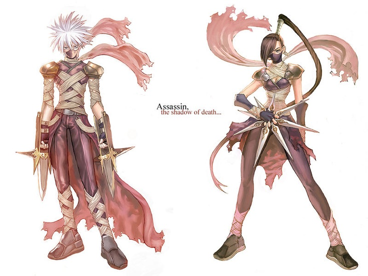 7 best ro fanart images on pinterest character design costumes ragnarok online assassin my most loved job forumfinder Gallery