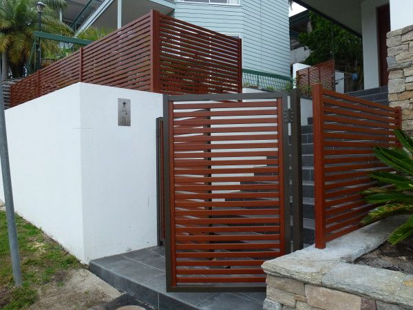 A privacy screen around your small home's yard does triple-duty: It raises privacy, security, and beauty.  Fencing manufacturers offer three types of privacy screens, which is ideal for deck, spa, and pool areas where privacy is needed.
