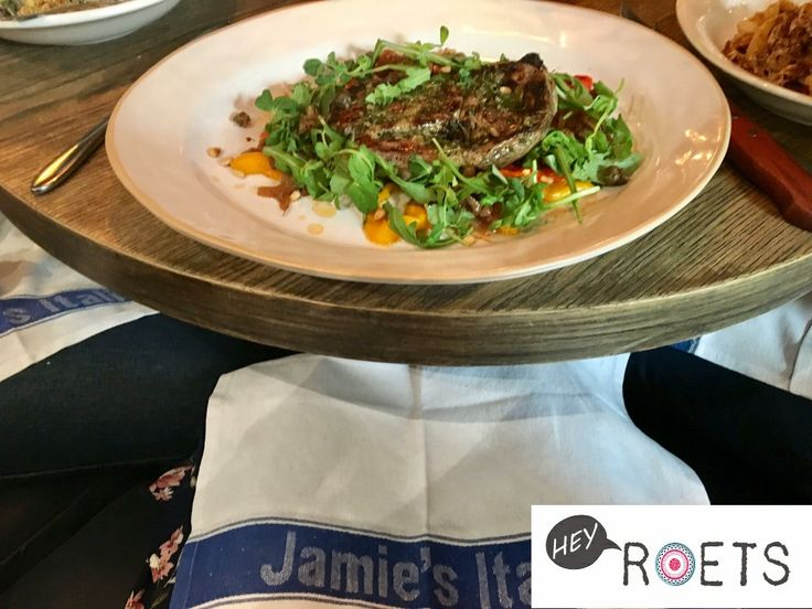 Jamie's Italian- Herby Lamb