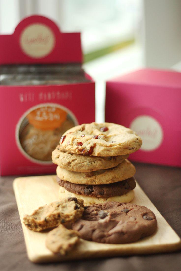 Gretel / Gretel Sweets Cookie Package  Design