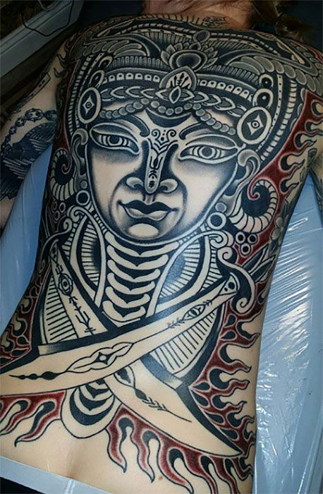 545 best dope tattoos images on pinterest cool tattoos dope tattoos and blackwork. Black Bedroom Furniture Sets. Home Design Ideas