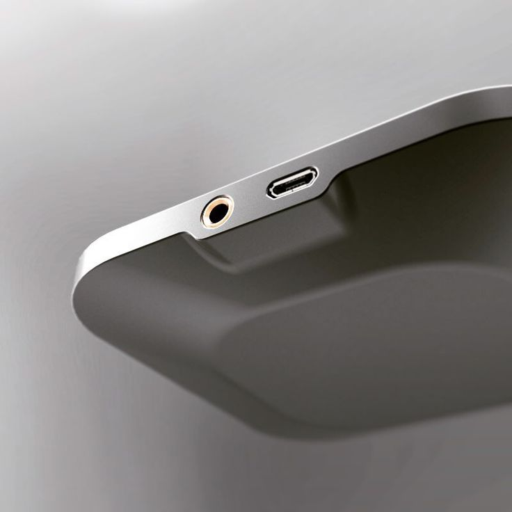 Details we like / Micro USB / Surface Transition / Gray / at Project U.F.O. on Behance