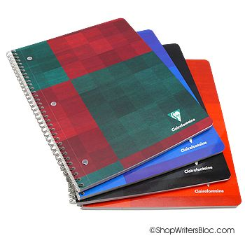 Clairefontaine Notebooks!