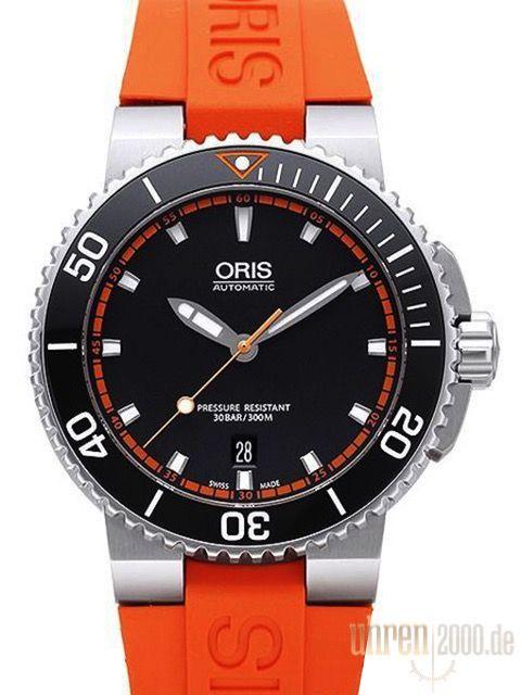 Oris Aquis Date 43mm 01 733 7653 4128-07 4 26 32EB