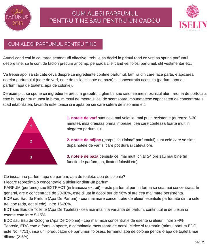 Cum alegi parfumul pentru tine - http://blog.iselin.ro/informatii-utile/31-cum-ne-alegem-parfumul.html