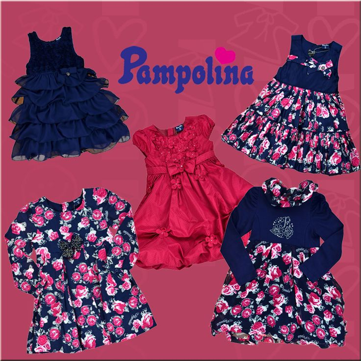 Pampolina Festive koleksiyonundaki çiçek desenleriyle bezeli, büzgülü tafta elbiseler ve pileli etekler ile küçük hanımlar kendilerini çok özel hissedecekler. Pampolina geniş ürün yelpazesi ile Kanz ve SD Mağazaları'nda!