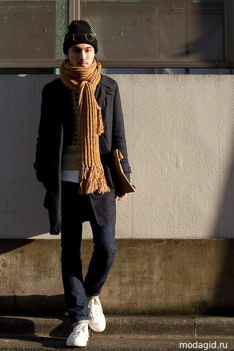 Уличная мода: Мужская уличная мода