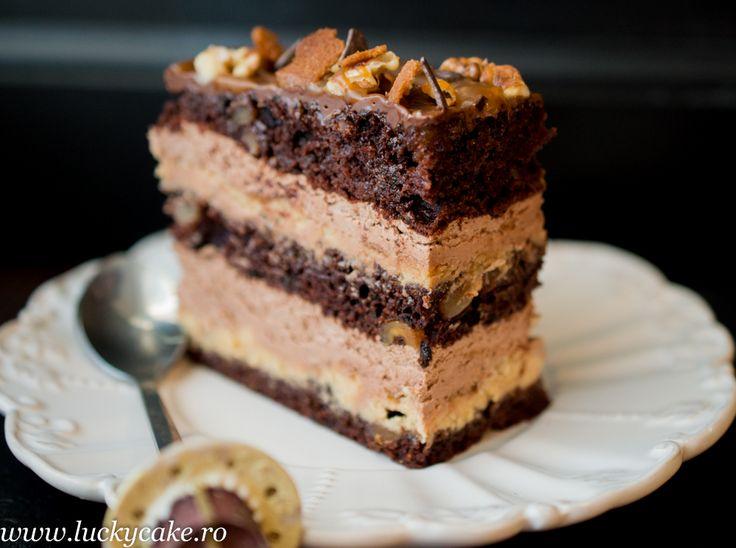 ciocolata caramel
