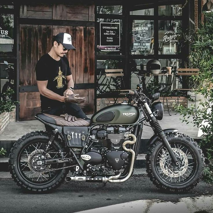 Triumph Street Scrambler – Moto – #Moto #Scrambler #Street #triumph