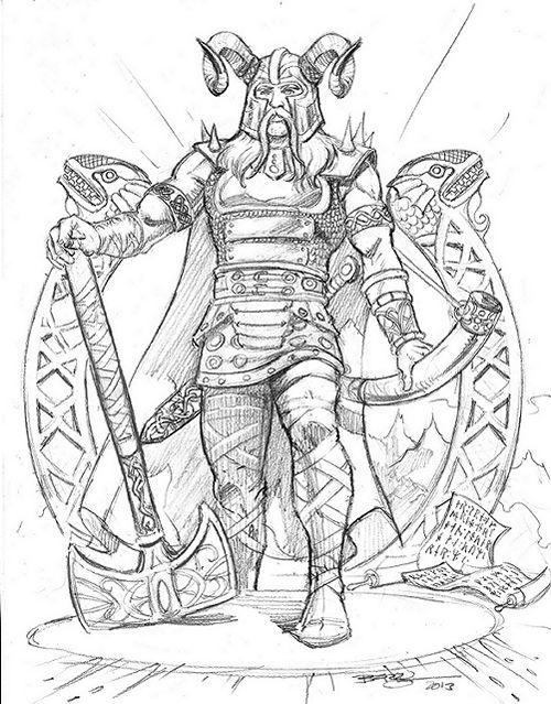 Heimdall, Norse, Ancestor, God, goddess, Mythology, Norhalla, Viking, Myth, Diety, Valkyrie