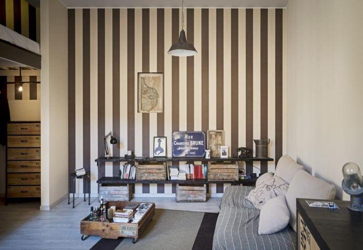 17 migliori idee su arredamento appartamento in stile for Open space in stile ranch