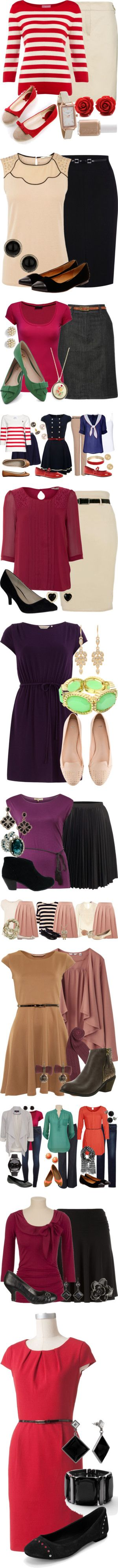 Teacher Outfits on a Teacher's Budget by allij28 on Polyvore featuring MANGO, The Department, Infinite, Essie, Oasis, Boohoo, Dorothy Perkins, Jane Norman, White House Black Market and Cutie