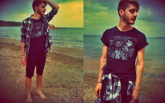 #sea #sun #wind #blue #nirvana