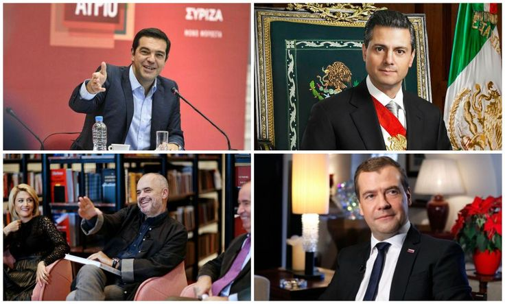Afinal também há homens sexy na política | SAPO Lifestyle