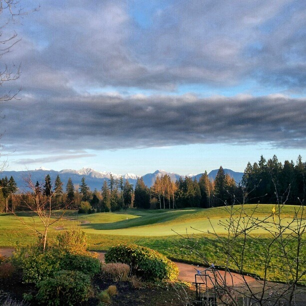 Redwoods Golf Course in Langley, B.C.
