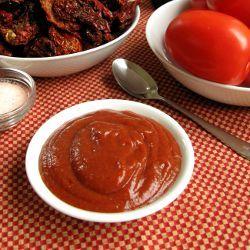 Raw Tomato Sauce (Ketchup)