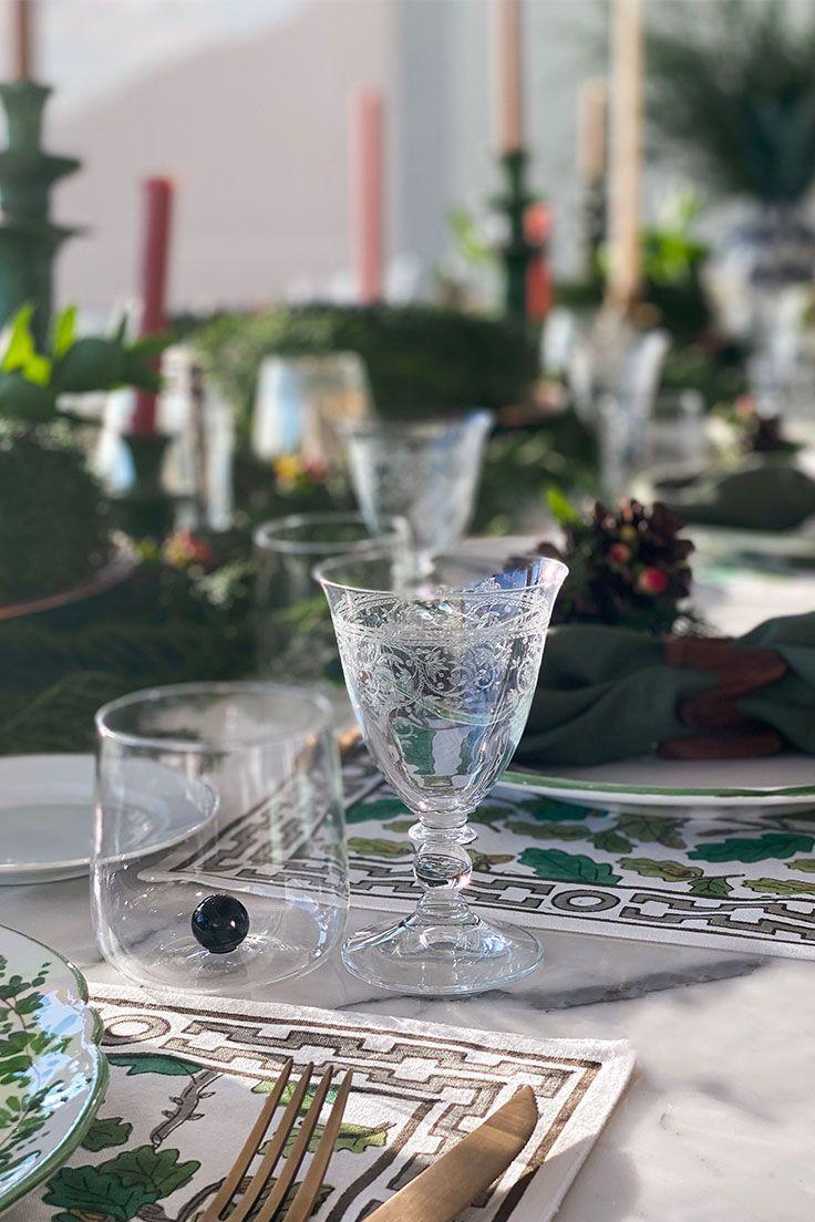 Handmade Christmas Tableware In 2020 Christmas Tableware Handmade Christmas Christmas