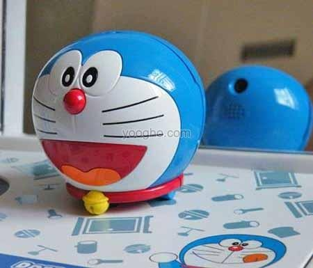 Handphone Doraemon Flip dual sim gsm
