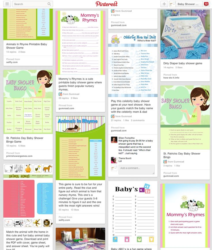 baby shower games on pinterest diaper game fun baby shower games