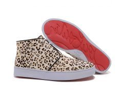 Best Cheap Christian Louboutin Leopard-Printed High Top Men's Sneakers CODE: Christian Louboutin 2060 List price: $835.00   Price: $158.00 You save: $677.00 (81%) http://www.bestpricechristianlouboutin.com/best-cheap-christian-louboutin-leopard-printed-high-top-mens-sneakers.html