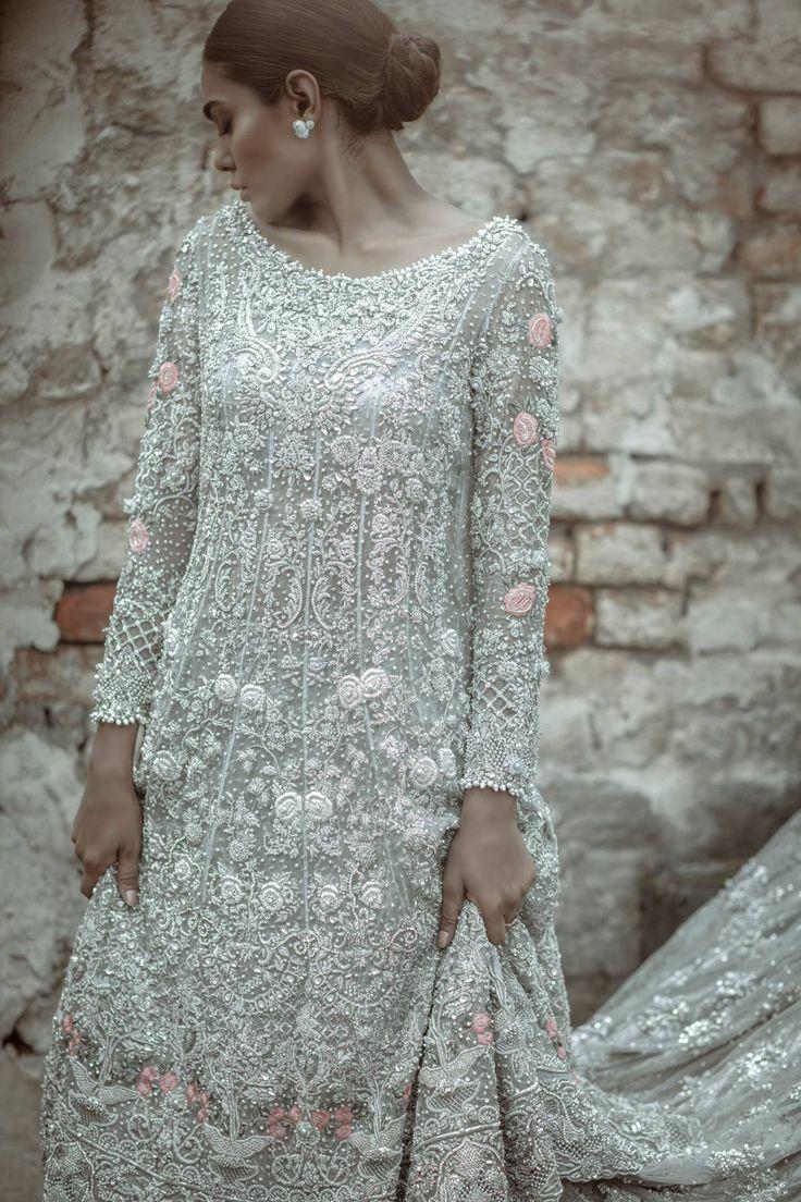 Suffuse by Sana Yasir Pakistani couture