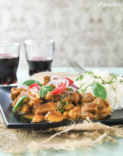 Ternera al curry | L'Exquisit