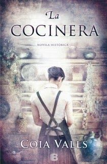 El universo de los libros: La cocinera (Coia Valls)