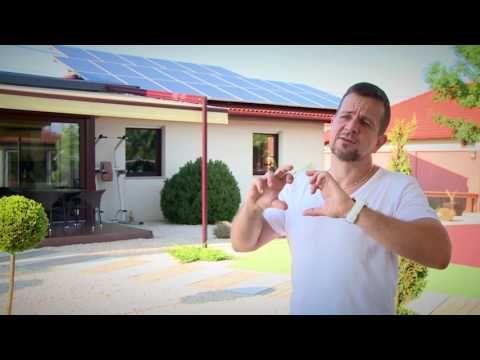 Napjaink házai - hőszigetelés - YouTube