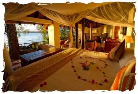 Your welcome to Africa for your honeymoon,everything well organized for a perfect stay.