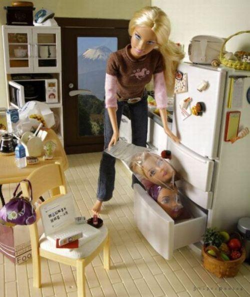 Barbie meets Dexter