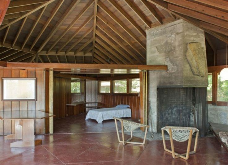 Angelina jolies home at petra island · house designfrank lloyd wrightliving