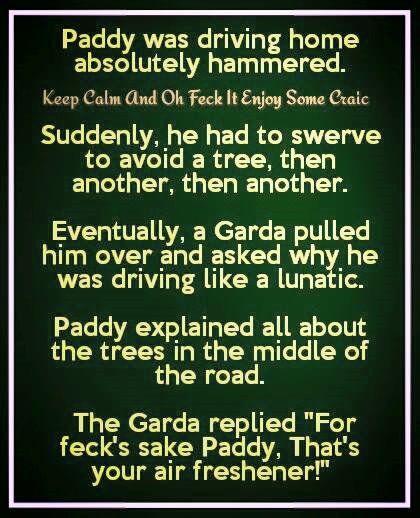 St. Patrick's Day-Humor                                                                                                                                                                                 More