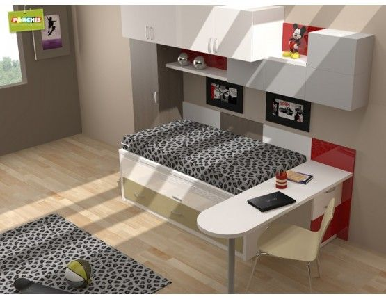 94 best images about dormitorios juveniles e infantiles for Muebles refolio dormitorios juveniles