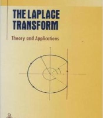 The Laplace Transform: Theory And Applications PDF