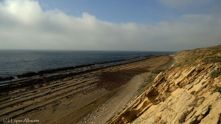 Sendero de la colada de la costa #Tarifa-Algeciras